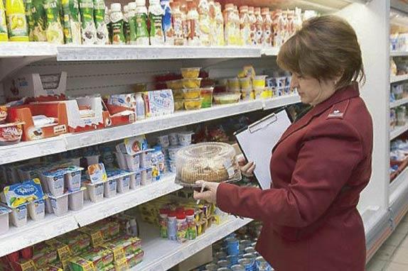 Проверка в супермаркете