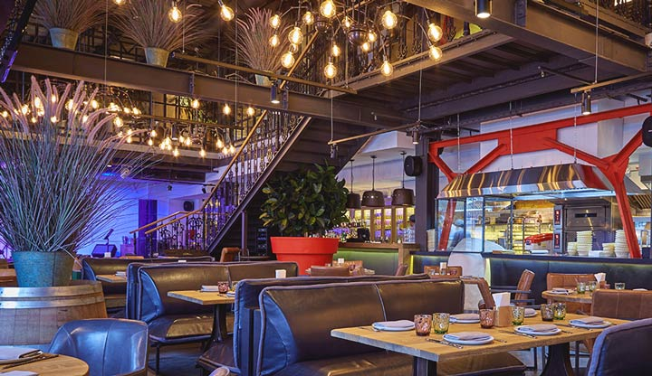 Ресторан в Москве