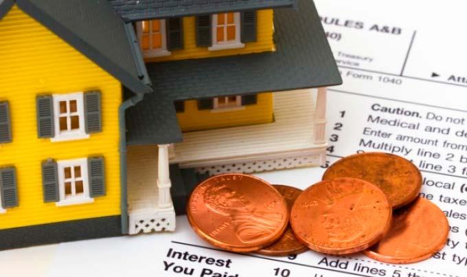 Возврат налога при приобретении недвижимости