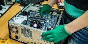 Компьютер в ремонте