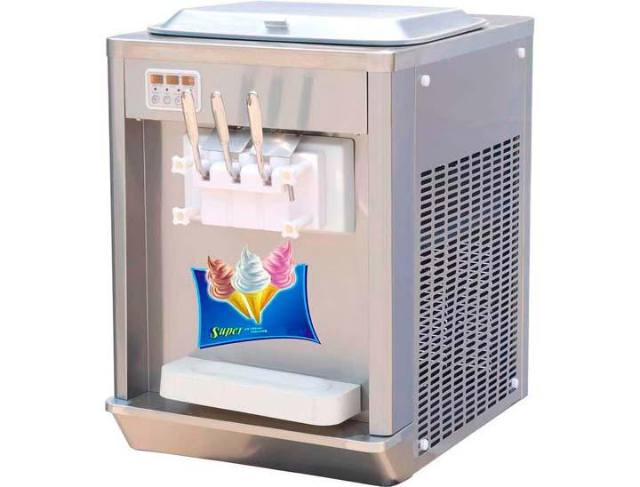 Фризер для изготовления мягкого мороженого