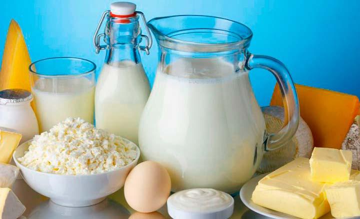Молочные продукты и спрос на них