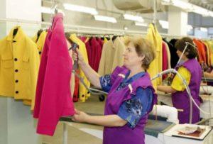 Персонал швейного цеха