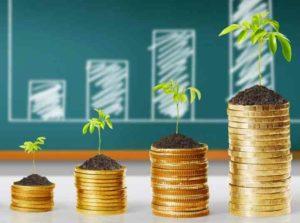 Это ценные бумаги, риск также минимален, доходность средняя, на уровне 8-12%.