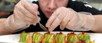 Открытие суши-бара является неплохой идеей