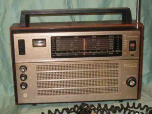 спрос есть на радиоприемник СВД