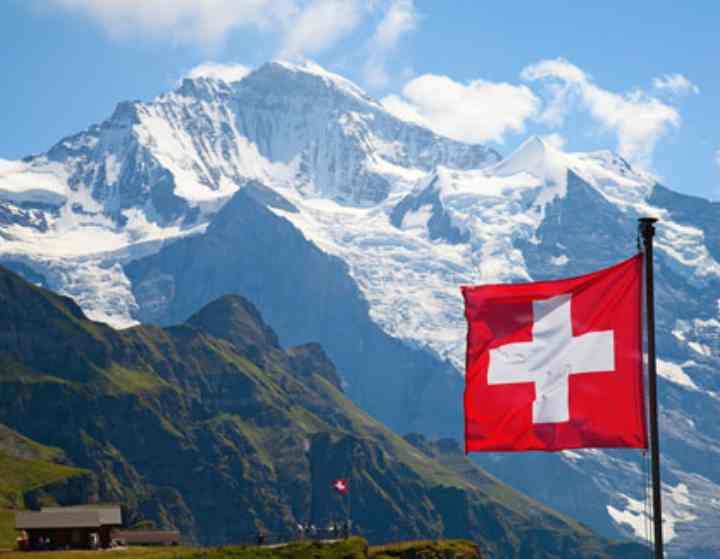 Структура экономики швейцарии