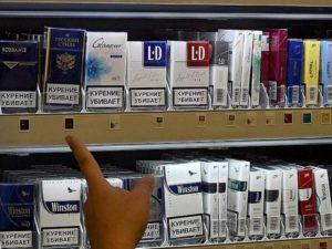 на каждой упаковке товара должна быть проставлена МРЦ