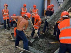 Рабочие с постоянной занятостью