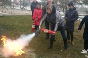 Огнетушители с газогенерирующим компонентом