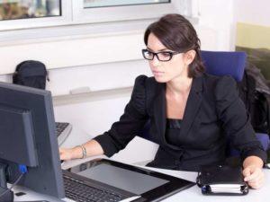 - организация делопроизводства, сбор и обработка необходимых сведений для начальства;