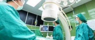 Окружающая среда медицинского учреждения: воздух в помещении, поверхности, вода.