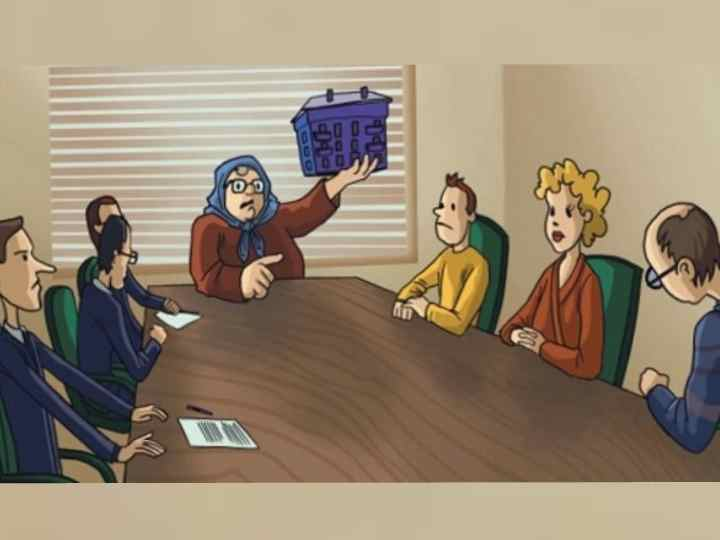 Формирование товарищества собственников жилья или кооператива.