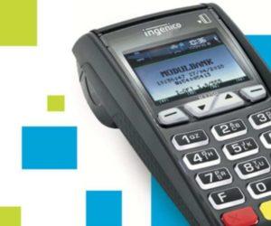 Какими могут быть устройства для оплаты банковскими картами?