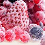 Фрукты имеют более нежную структуру, чем большинство овощей